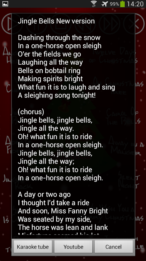 Christmas Songs Free - screenshot