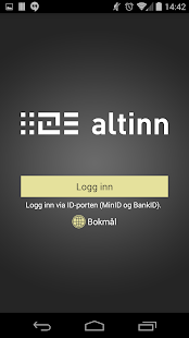 Altinn- screenshot thumbnail