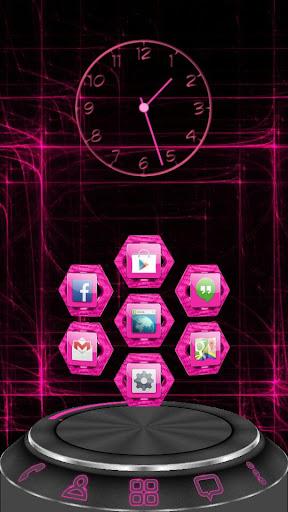 Pink Gloss Multi Theme