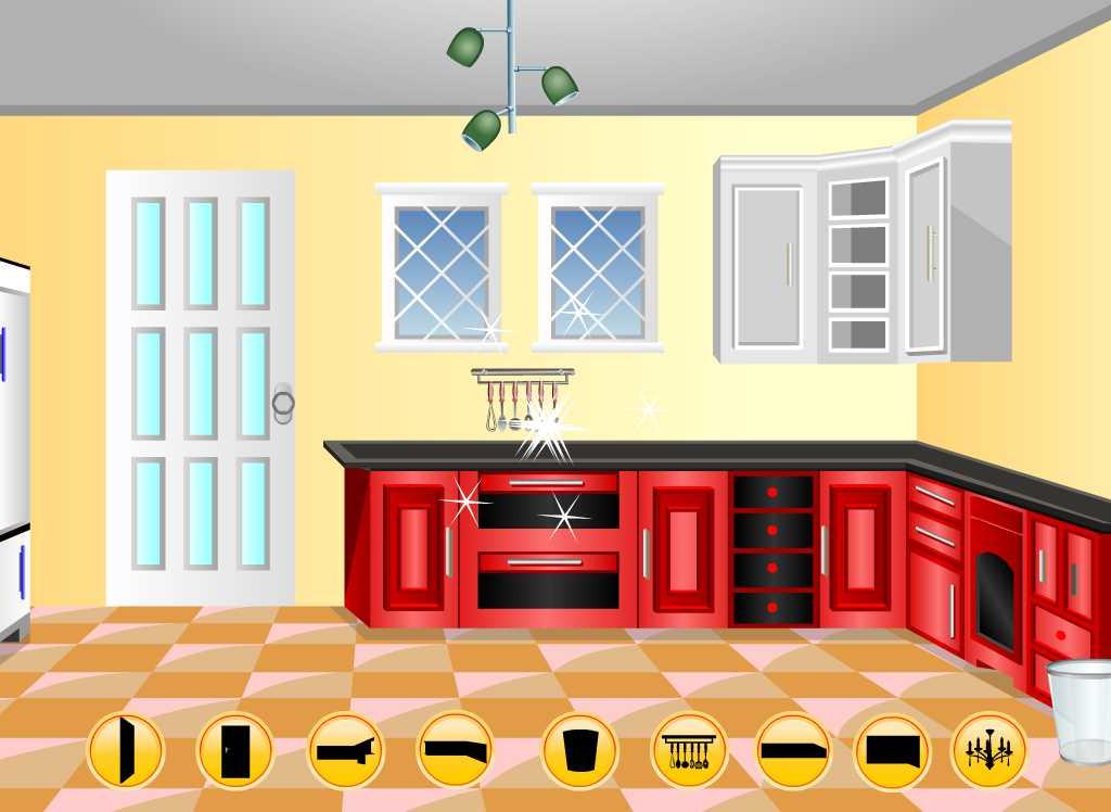 Dream Home Decoration Game Screenshot