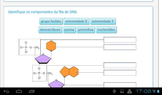 Ácidos nucleicos- screenshot thumbnail
