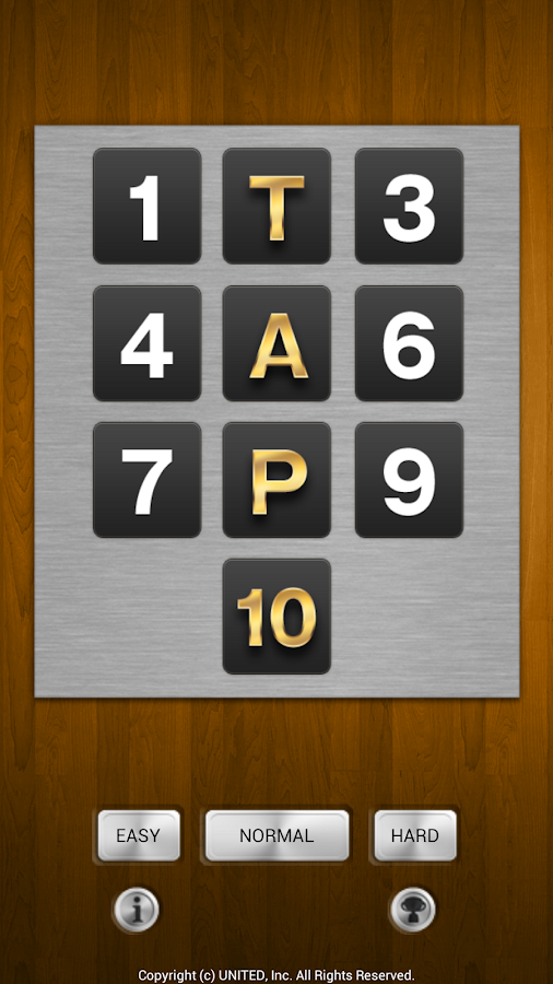 TAP10- screenshot