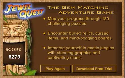 Jewel Quest Lite - screenshot thumbnail