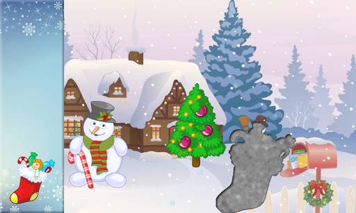 聖誕拼圖幼兒 教育 App-愛順發玩APP