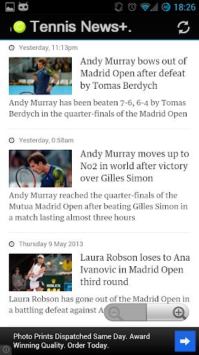 玩運動App|Tennis News+免費|APP試玩
