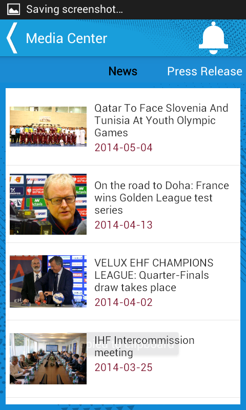 Qatar 2015- screenshot
