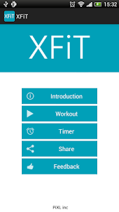 XFiT CrossFit Challenge WOD - screenshot thumbnail