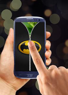 バットマンジッパーロック画面のおすすめ画像2