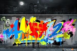Screenshot of iTag Graffiti PRO