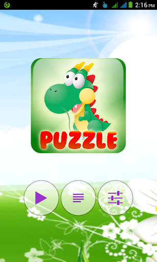 Cartoon Animal Puzzle 1