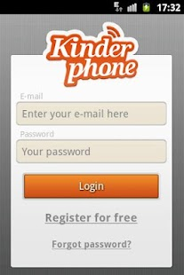 Kinder Phone - screenshot thumbnail