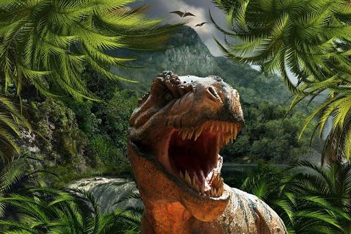 Wild Dinosaur Games