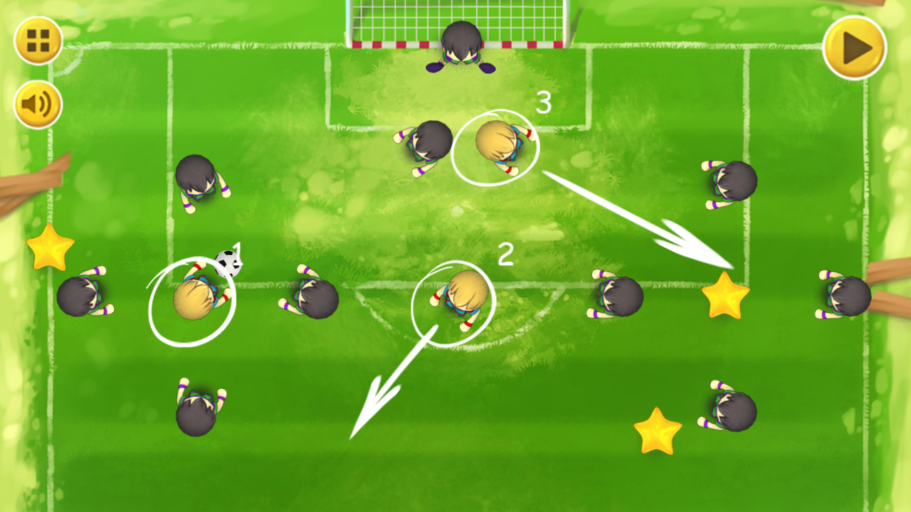 Head Coach - soccer puzzle - screenshot