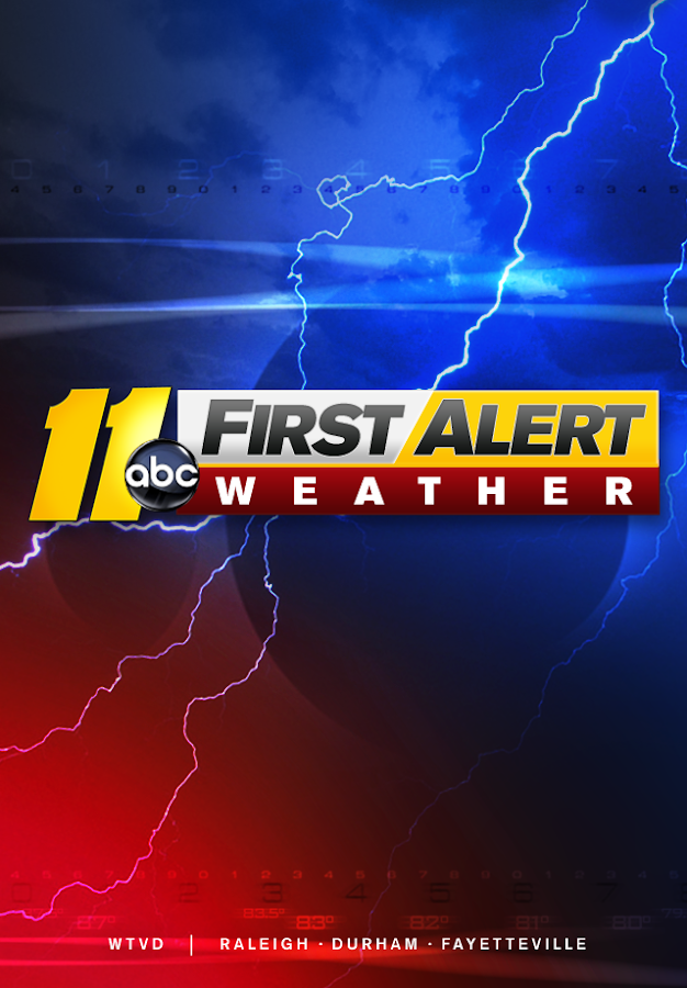 ABC11 First Alert Doppler XP - screenshot
