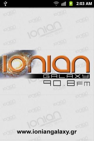 IONIAN GALAXY 90.8