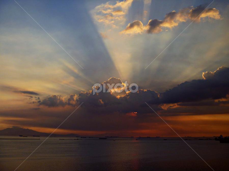 by Maricel Yonzon - Landscapes Sunsets & Sunrises (  )