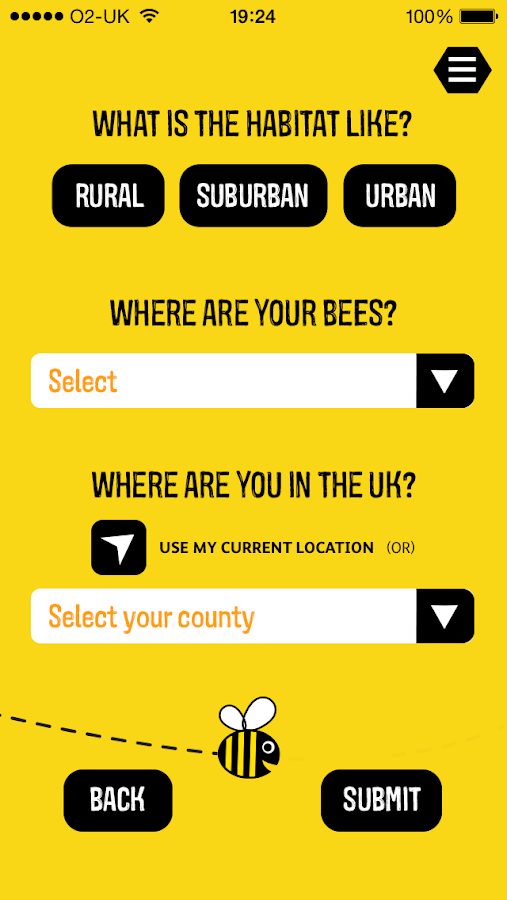 The Great British Bee Count - screenshot