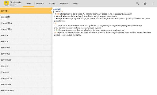 【免費書籍App】Catalan Dictionary / Thesaurus-APP點子