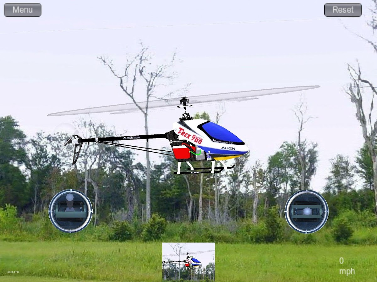 Absolute RC Heli Sim- screenshot
