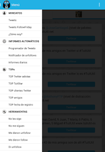 Tuit Útil GOLD (Twitter tools)- screenshot thumbnail