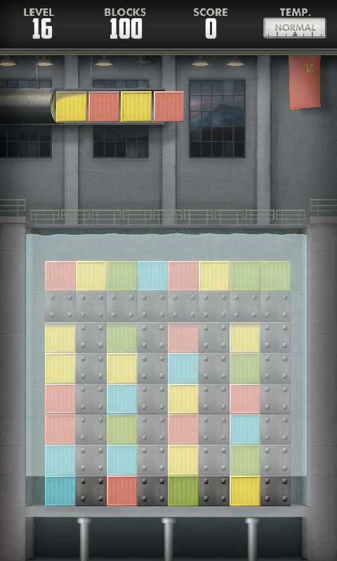Coolant Crisis: Nuclear Blocks- screenshot