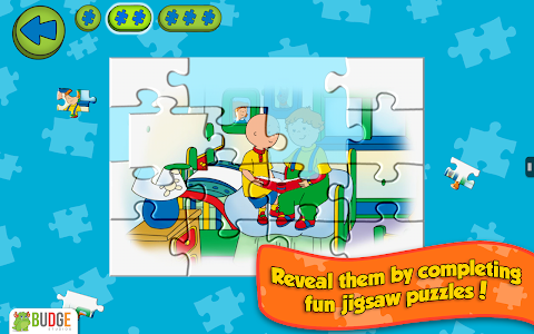 Caillou House of Puzzles v1.6 (Full)