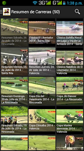 Hipismo de Venezuela Móvil - screenshot thumbnail
