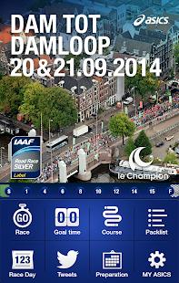 Dam tot Damloop by ASICS