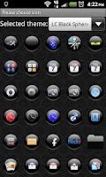 Screenshot of LC Black Sphere Apex/Go/Nova