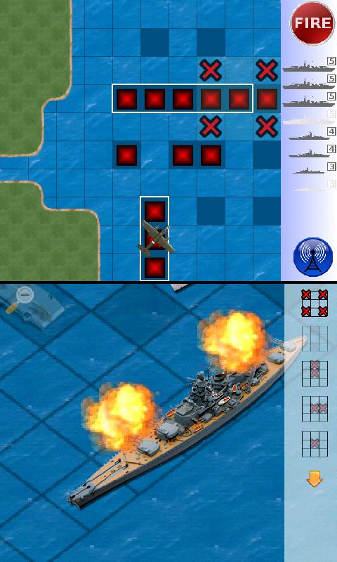 Great Fleet Battles - Admiral- screenshot