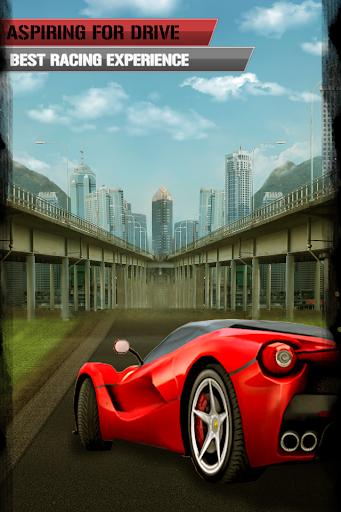的Aspire汽车赛 - 速度赛马