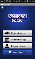 Screenshot of Diamond Cars
