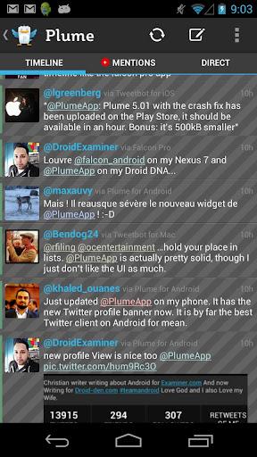 plume premium for twitter 1.0.2 apk