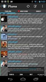 Plume Premium for Twitter Screenshot 1