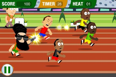 The Dictator: Wadiyan Games - screenshot
