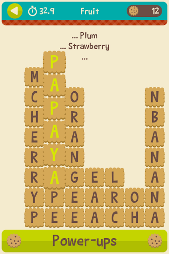 Игра Word Monsters для планшетов на Android