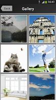 Screenshot of Gallery (Easy Connect)