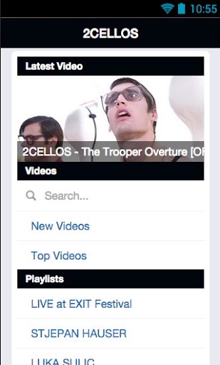 2Cellos Concert Videos Croatia