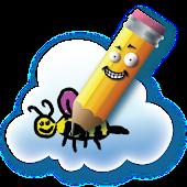Cloud Doodle - Color & Draw
