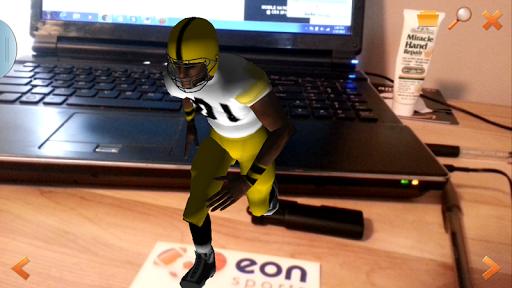 EON Sports VR Football