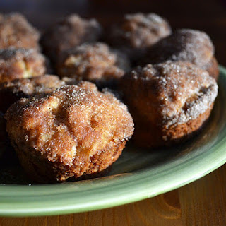 Apple Muffin Doughnuts.