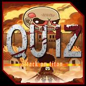 Quiz Game of Attack on Titans