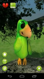 Talking Parrot- screenshot thumbnail