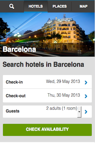 Barcelona Hotels Booking Cheap