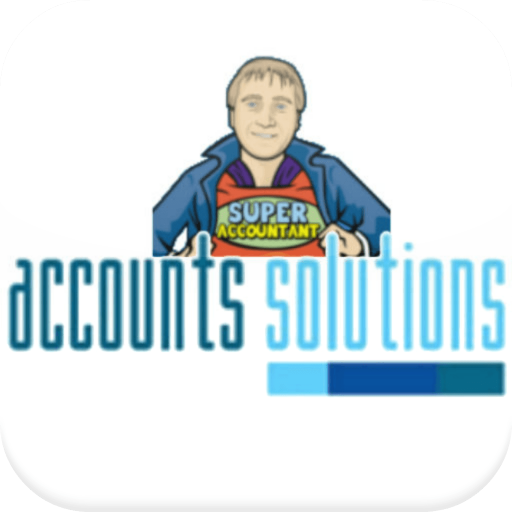 Accounts Solutions LOGO-APP點子