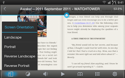 Moon+ Reader Screenshot 11