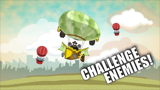 Balloon Getaway Lite - screenshot thumbnail
