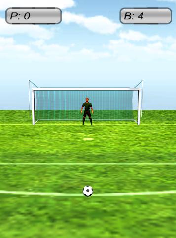 【免費體育競技App】Football Kick Free-APP點子