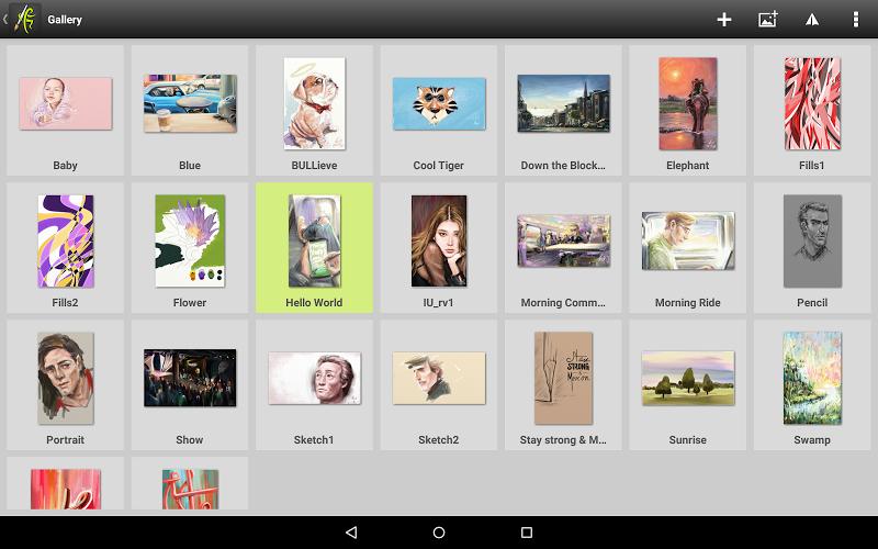 ArtRage: Draw, Paint, Create Screenshot 13