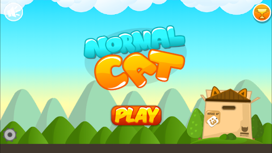 Normal Cat- screenshot thumbnail